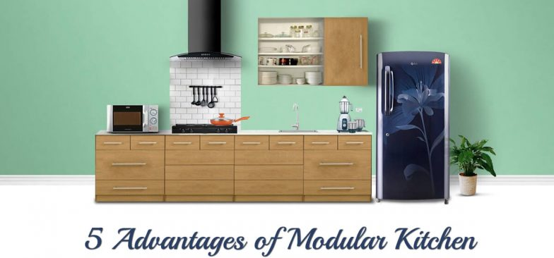 modular kitchen advantages